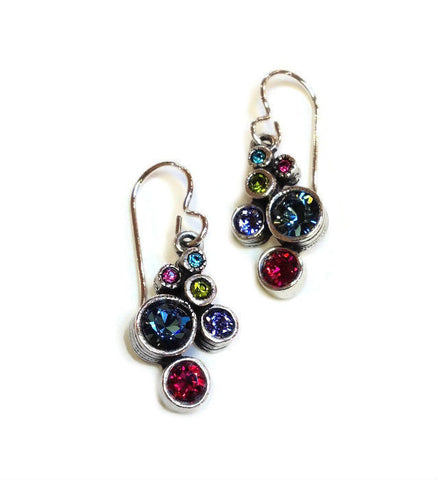 Patricia Locke Jewelry - Splash Earrings in Celebration