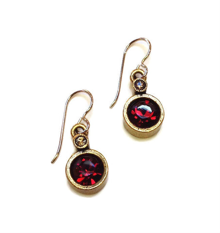 Patricia Locke Jewelry - Trick Earrings in Tapestry