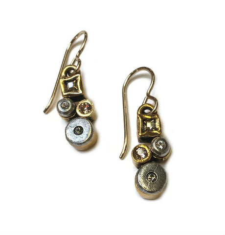 Patricia Locke Jewelry - Ria Earrings in Champagne