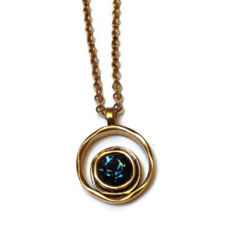 Patricia locke jewelry serenity necklace in denim sattvagallery patricia locke jewelry serenity necklace in denim aloadofball Choice Image