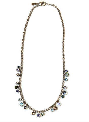 Patricia Locke Jewelry - Sparkles Necklace in Tranquility