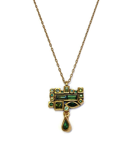 Patricia Locke Jewelry - Subway Necklace in Inverness