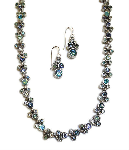 Patricia Locke Jewelry - Debutante Necklace in Zephyr