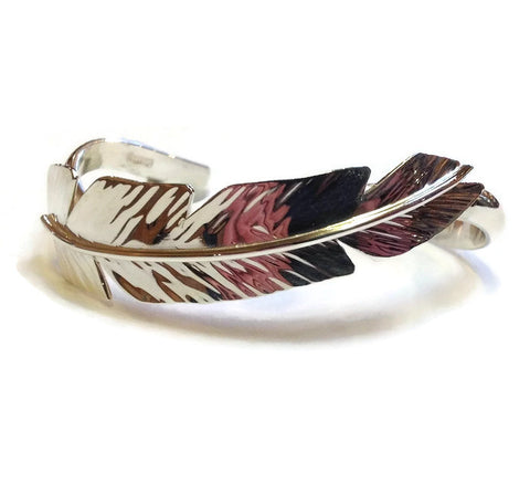 Peter James Design - Feather Bracelet