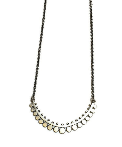 Sasha Bell Jewelry - Sunflower Bib Necklace