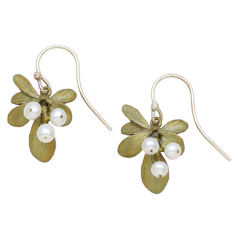 Silver Seasons by Michael Michaud - Barberry Earrings