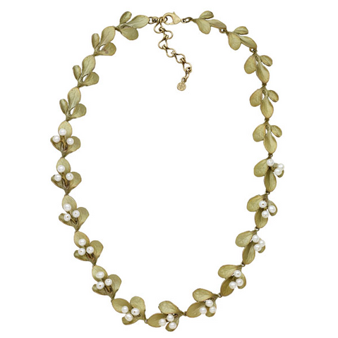Silver Seasons by Michael Michaud - Barberry Necklace