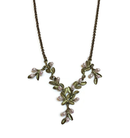 Michael Michaud - Flowering Thyme Necklace