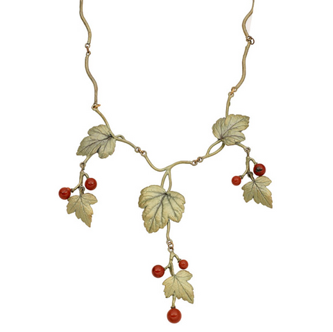 Silver Seasons by Michael Michaud - Gooseberry Necklace
