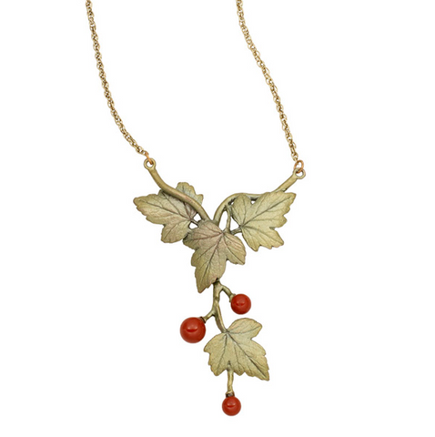 Silver Seasons by Michael Michaud - Gooseberry Pendant