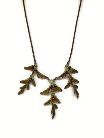 Michael Michaud - Holiday Arbor Necklace
