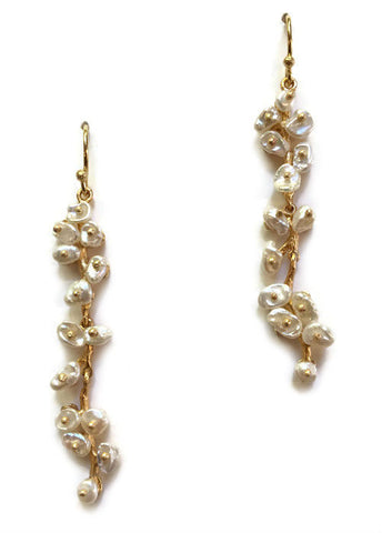 Silver Seasons by Michael Michaud -Jasmine Earrings