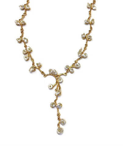 Silver Seasons by Michael Michaud - Jasmine Necklace