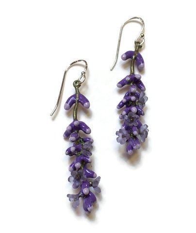 Michael Michaud - Lavender Earrings