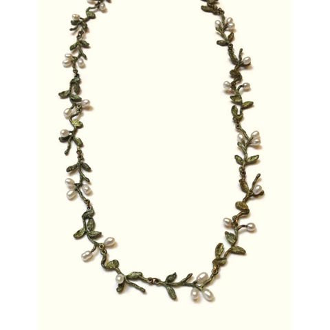 Silver Seasons - Michael Michaud - Carolina Necklace