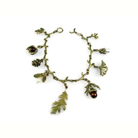 Silver Seasons - Michael Michaud - Charm Bracelet
