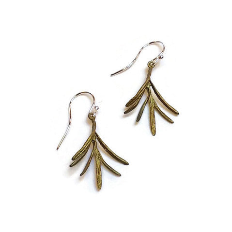 Silver Seasons - Michael Michaud - Petite Rosemary Earrings