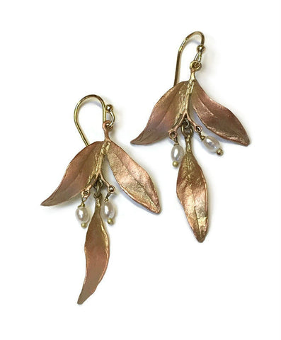 Michael Michaud - Tapestry Earrings