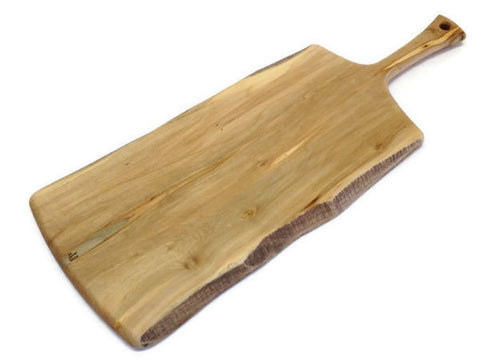 "Spencer Peterman - 21"" Ambrosia Maple Cutting Board"