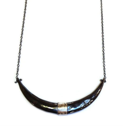 Symbology - Crescent Moon Necklace