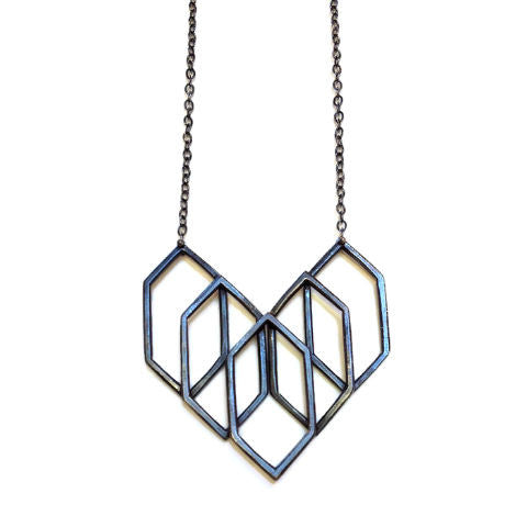 Symbology - Prism Necklace