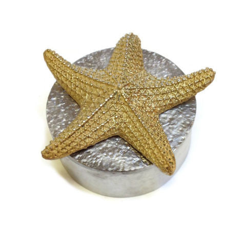 Table Art by Michael Michaud - Starfish Box