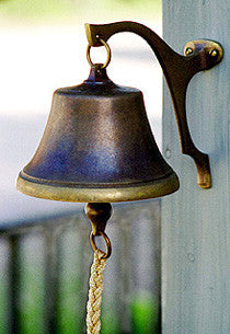 US Bells - Five Inch Door Bell