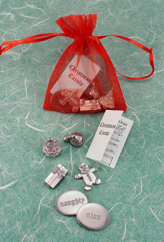 Vilmain Pewter - Bag Of Christmas Cheer