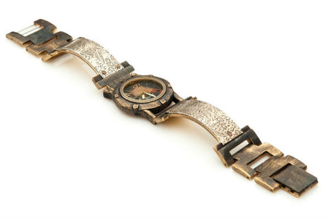WatchCraft - Porthole Leaves Collection Watch