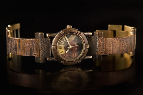 WatchCraft - Minstrel Copper Series Watch