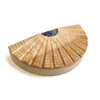 Watson Woodworks - Maple Scallop Box