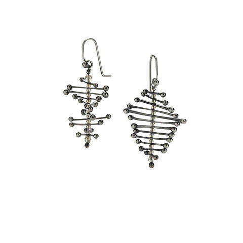 Zuzko Jewelry - DNA Earrings