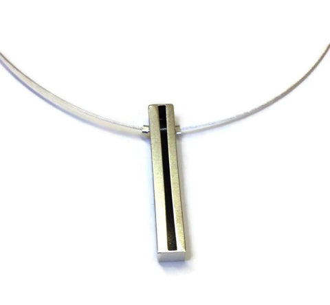 Kenneth Pillsworth Jewelry - Linear Pendant