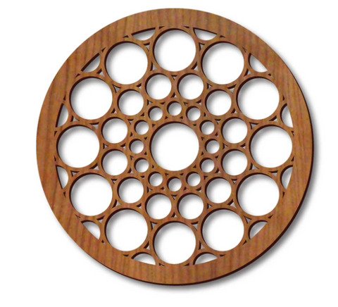 Lightwave Laser - SC Johnson Trivet