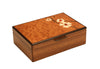 Mike Fisher - Heartwood Creations - Moon Flowers Jewelry Box