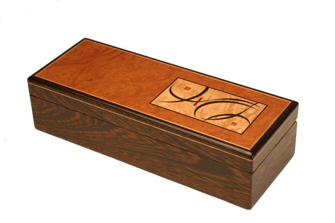 Mike Fisher - Heartwood Creations - Avalon Jewelry Box