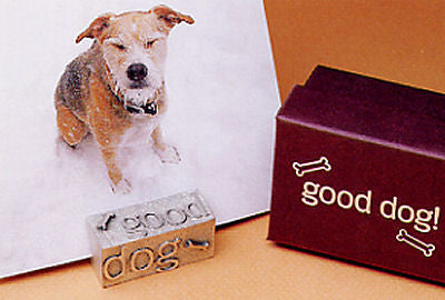 Vilmain Pewter - Good Dog Photo Stand