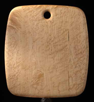Edward Wohl - Bird's-eye Maple Cutting Board