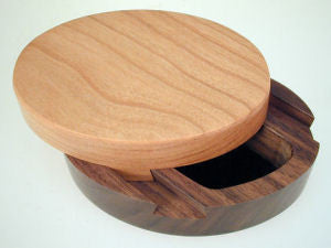 Howard Griffiths - Oval Dovetail Box