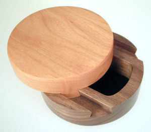 Howard Griffiths - Round Dovetail Box