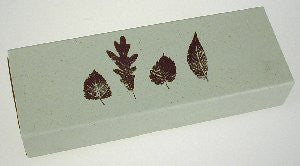 Vilmain Pewter - Leaf Magnets
