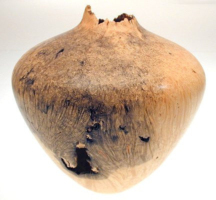 Natural Edge Hollow Form