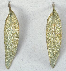 Silver Seasons - Michael Michaud - Sage  Earrings