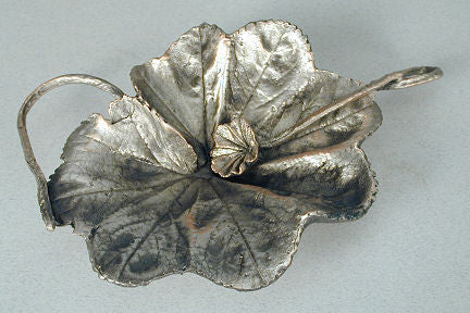 Michael Michaud - Table Art - Lady's Mantle Salt Dish