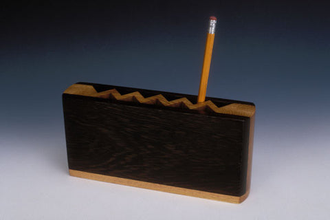 Howard Griffiths - Wenge & Cherry Pencil Holder