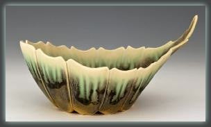 Newman Ceramic Works - Shell Bowl