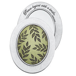 Danforth Pewter - Mountain Ash Purse Mirrors