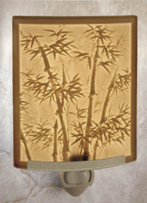 The Porcelain Garden - Bamboo - Lithophane Night Light