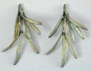 Silver Season - Michael Michaud - Rosemary  Earrings