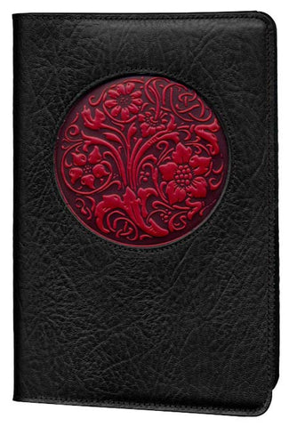 Oberon Design - Wildflower Icon Refillable Leather Journal